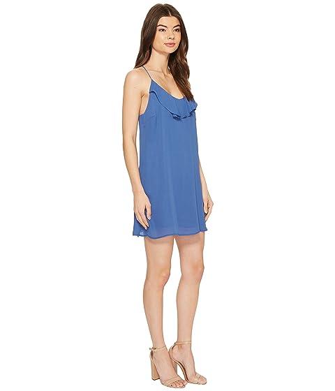 vintage vestido azul pestañas Love Lucy Bat tus q4wxIa