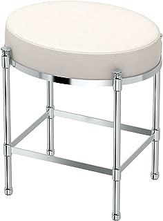 Best chrome vanity stool Reviews