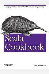 Scala Cookbook Paperback