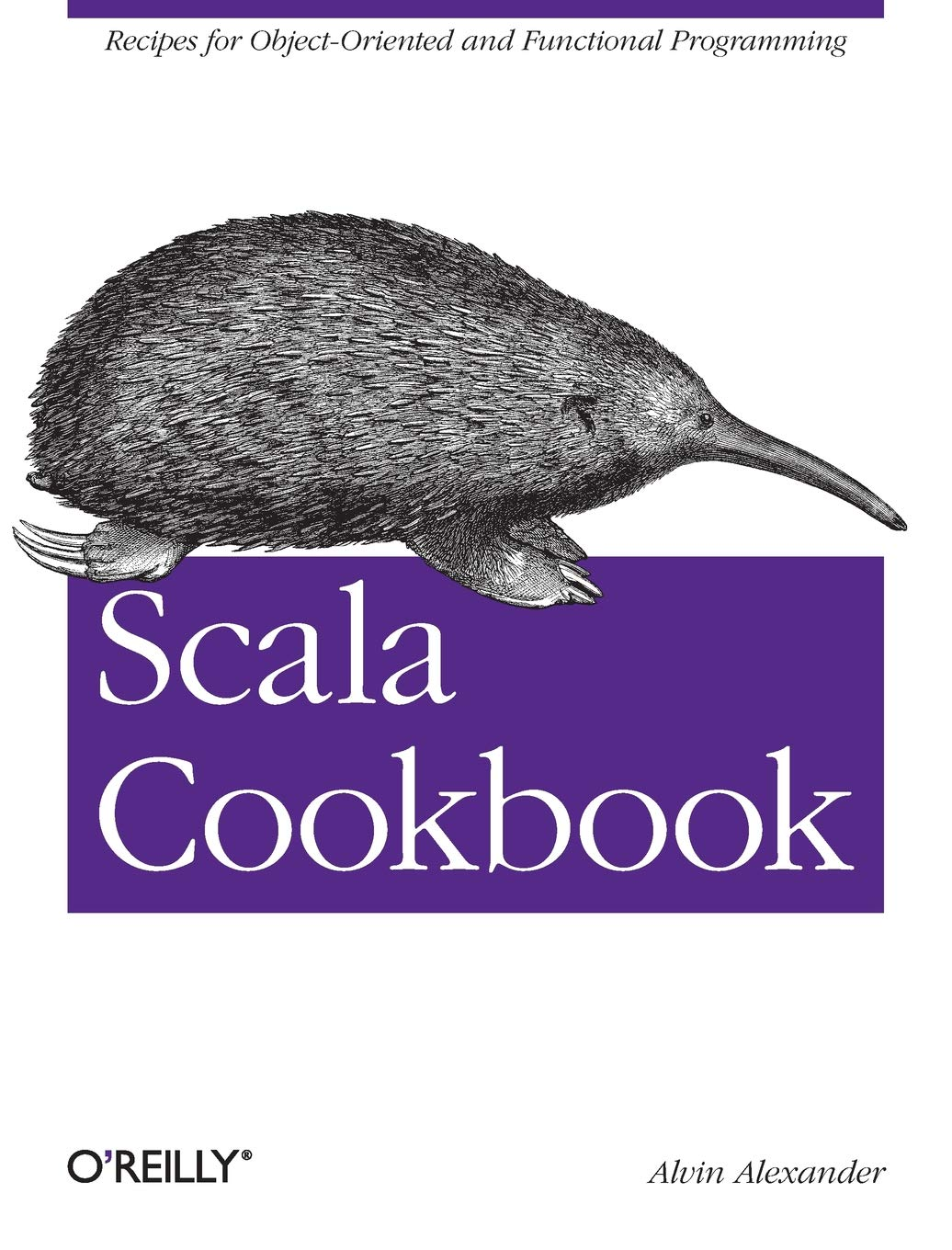 Image OfScala Cookbook: Recipes For Object-Oriented And Functional Programming