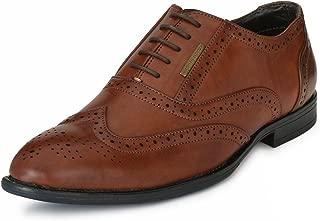Alberto Torresi Houston Brown Formal Shoes