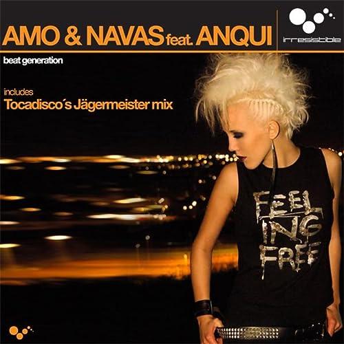 Beat Generation de David Amo & Julio Navas feat. Anqui en Amazon ...