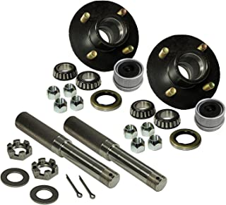 Best build your own trailer axle kit Reviews