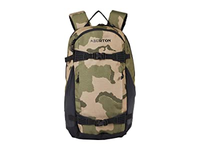 Burton Day Hiker 25L Backpack (Barren Camo Print) Backpack Bags