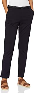 Scotch & Soda Women's Tailored Sweat Pants, Sold With A Belt Sports Trousers