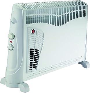 Jp Outilla DREXON 743300 turbo móvil 2000W Calentador por convección, 2000 W, Blanco