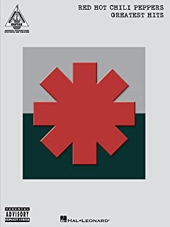 Red Hot Chili Peppers - Greatest Hits Songbook: Guitar Recorded Versions