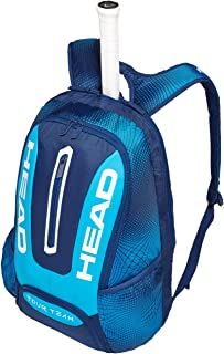 Head Tour Team Backpack Bolsa de Tenis, Adultos Unisex, Navy/Azul, Otro