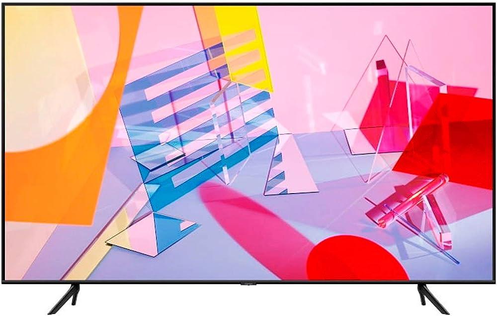 Samsung qled smart tv wifi 50 pollici 4k ultra hd bluetooth ambient mode 815.2