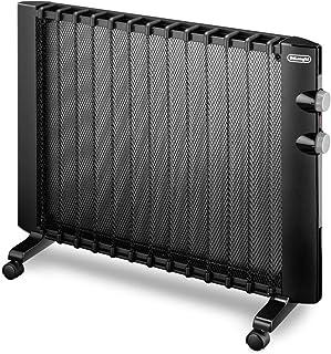 De'Longhi HMP 2000 värmevåg värmeapparat (för rum upp till 60 m², 2 000 watt) svart