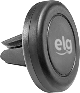 Suporte Veicular Magnético Saída de Ar - Universal, Elg, ECCH2, Preto