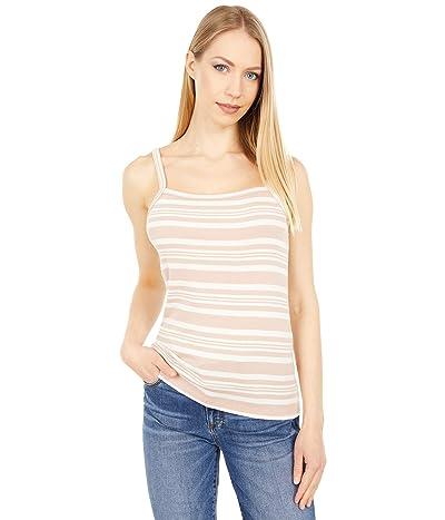 Three Dots Stripe Cotton Modal Cami