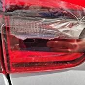 Blufixx Smart Repair Spezial Set Kfz Rücklichter Pw Rot De Auto