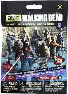 McFarlane Toys Construction Sets The Walking Dead TV Blind Bag Series 3 Figures, Humans