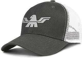 WCVFDGFFX Unisex Womens Washed Best Cap Sports Airline Hat