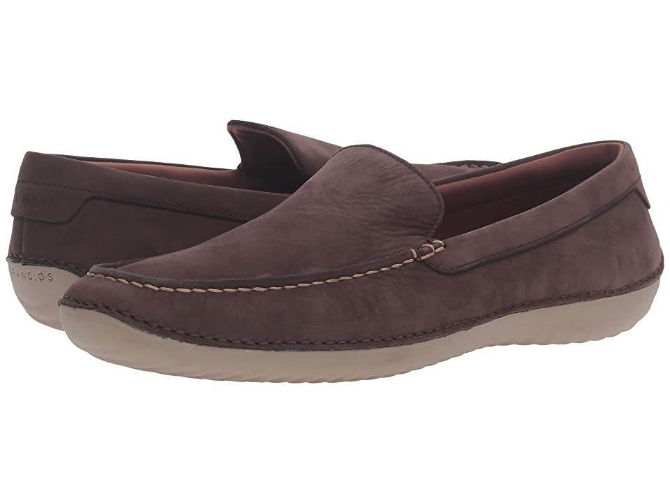 Cole Haan Motogrand Roadtrip Venetian (Java Nubuck) Men
