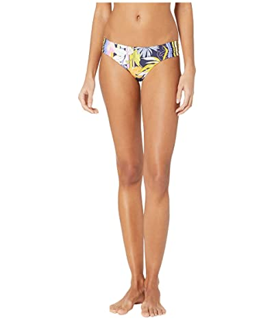 Trina Turk Bal Harbour Floral Shirred Side Hipster Bottoms (Multi) Women