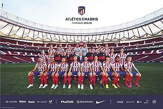 Erik - Póster Atlético de Madrid 2019/2020 (91,5 x 61 cm)