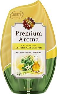 お部屋の消臭力 Premium Aroma レモングラス&レモン 400mL