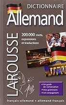 Dictionnaire Larousse poche plus allemand (francais - allemand: allemand - francais) (German and French Edition)