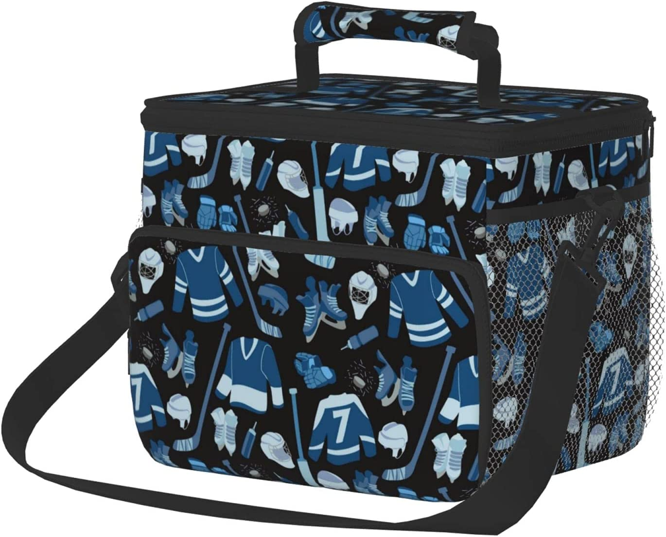 Insulated Lunch Bag Bombing free shipping For Women Men Box Reusable Office All items free shipping