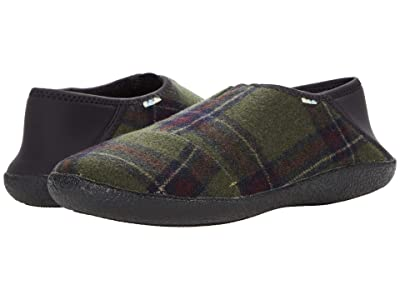 TOMS Rodeo (Military Olive Earthy Plaid) Men