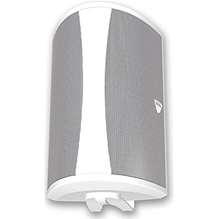 Definitive Technology AW6500 Outdoor Speaker - 6.5-inch Woofer | 200 Watts | High Performance | Built for Extreme Weather | Single, White