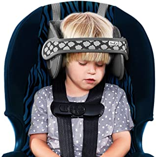 NapUp Child Head Support for Car Seats – Safe, Comfortable Head & Neck Pillow Support Solution for Front Facing Car Seats ...