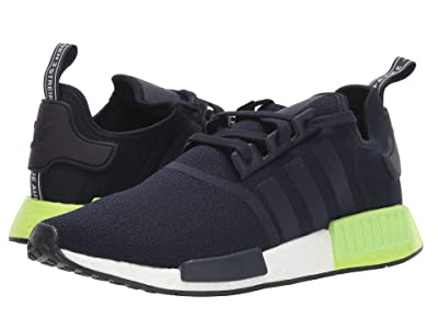 adidas Originals NMD_R1 (Legend Ink/Legend Ink/Hi-Res Yellow) Men