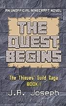 The Quest Begins: An Unofficial Minecraft Novel