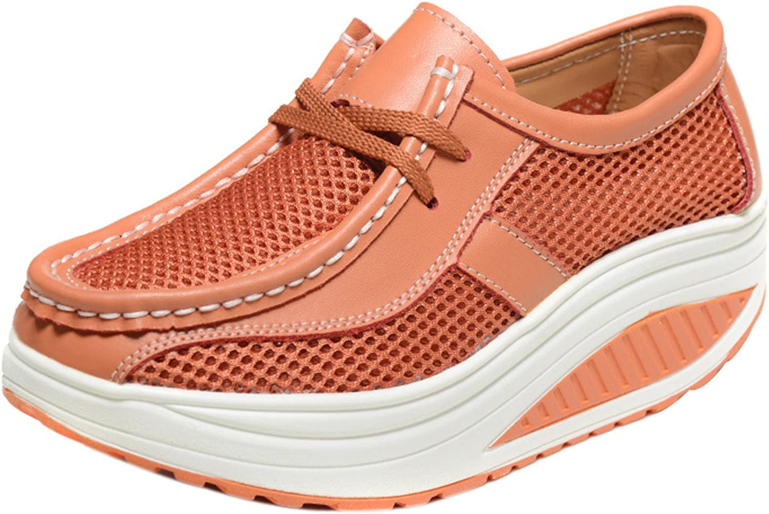 SK Studio Women's Walking Exercise Slip on Sneakers - Comfortable Fitness shoes