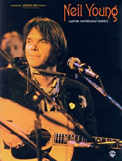 Neil Young Guitar Anthology (Guitar Anthology Series)