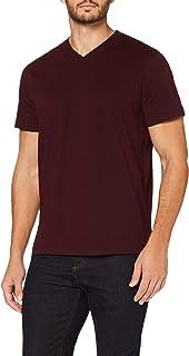 MERAKI T- Shirt Col Ras du Cou Homme, Coton Organique