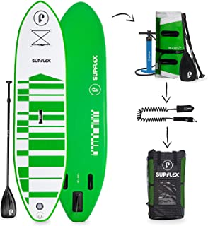 Supflex 10' Inflatable Stand Up Paddleboard (6