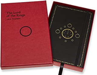 lord of the rings notebook