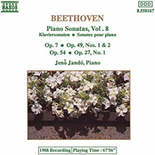 Beethoven: Piano Sonatas Nos. 4, 13, 22 And 19-20, Op. 49