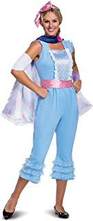 Disguise Women's Bo Peep New Look Deluxe Adult Costume