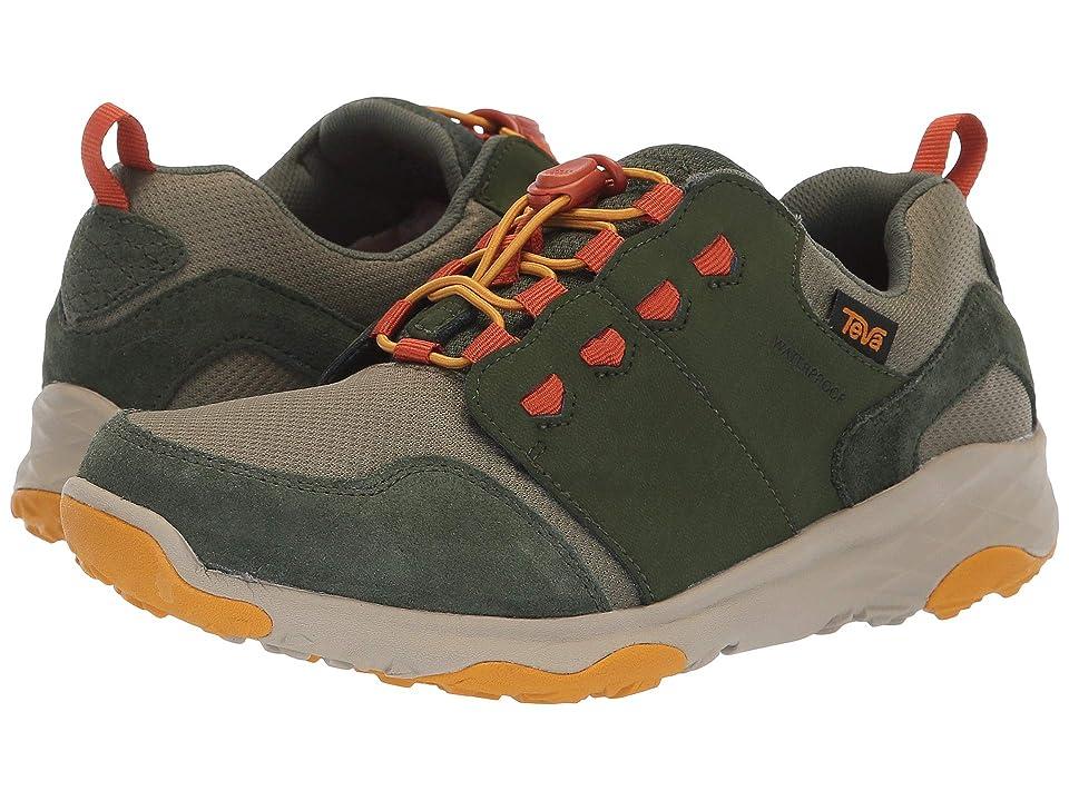 Teva Kids Arrowood 2 Low WP (Big Kid) (Kombu Green) Kids Shoes