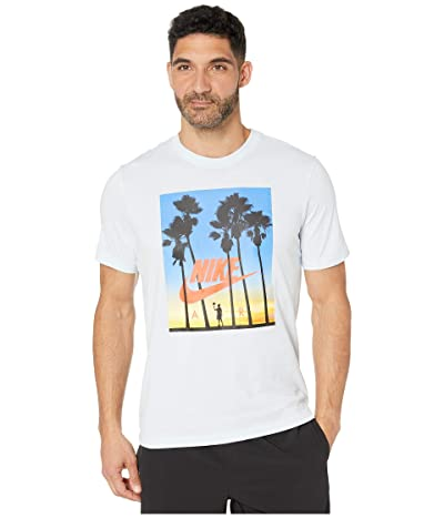 Nike NSW Short Sleeve Tee Air 4 (Blue Tint) Men