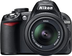 Nikon D3100 DSLR Camera with 18-55mm f/3.5-5.6 Auto...