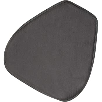 I-Tek Inc CSL0917 Accessories Made in USA SKWOOSH Classic Saddle Motorcycle Gel Seat Cushion Cooling Mesh Breathable Fabric Long