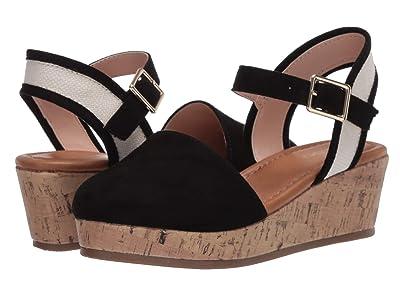 ALDO Kids Veasen-K (Little Kid/Big Kid) (Black) Girls Shoes