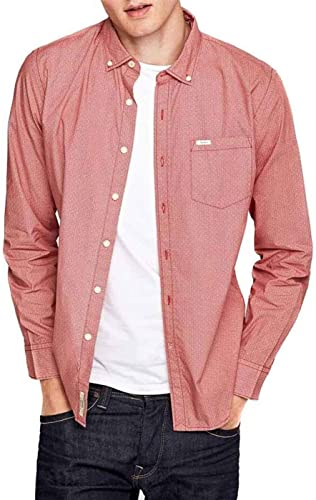 Pepe Jeans Shirt FAWDRY rouge
