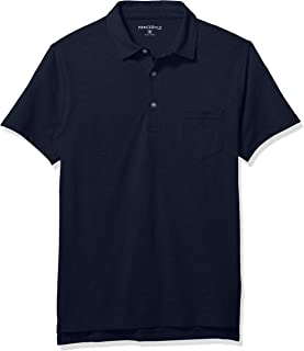 J.Crew Mercantile Men's Short Sleeve Polo Shirt