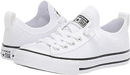 White/Black/White