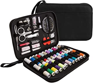 Sewing Kit Sewing Accessories Portable Travel Household Needlework Box for Girls Adults Sewing Set for Home Travel and Eme...
