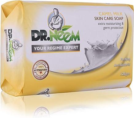 Dr. Neem Camel Milk Skin Care Soap - 125 gm