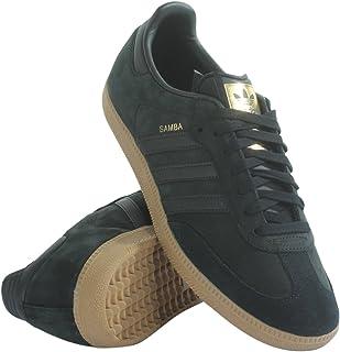 adidas Samba Mens in Core Black/Black/Gold Metallic