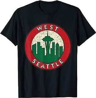 west seattle t shirt