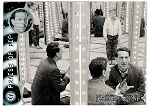 Pip runs into the House of Mirrors - In Praise of Pip - Twilight Zone - The Next Dimension (Trading Card) # 107 - Rittenho...